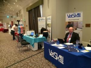 VetSkill stand at TP Congress 2016